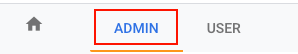 admin google analytics